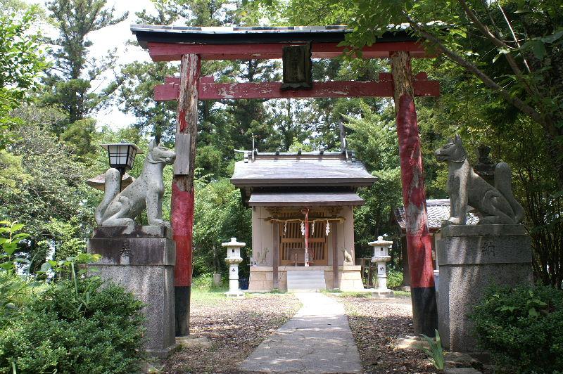丸山稲荷神社 奥社