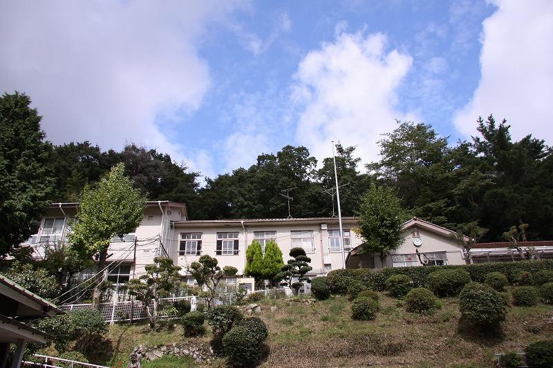 旧 船坂小学校
