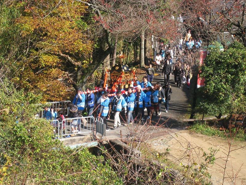 山王神社の神輿