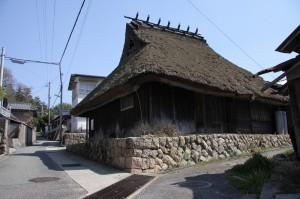 船坂の古民家