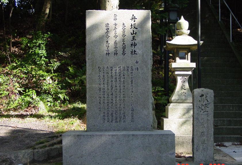 山王神社由緒