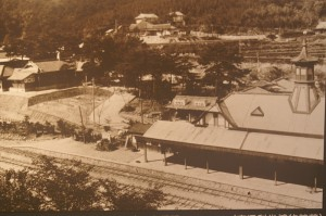 有馬駅(終点)