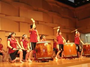 2012年3月・山口フォトコンテスト表彰式での演奏