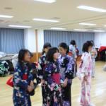 日本舞踊のお稽古 その3