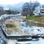山口町自治会連合会賞(冬の有馬川