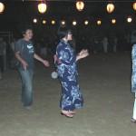 船坂の盆踊り