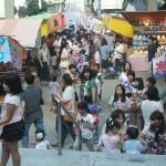公知神社 夏祭り