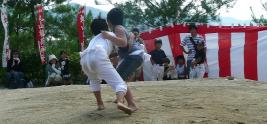子ども相撲