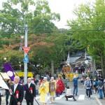 平成26年公智神社秋祭