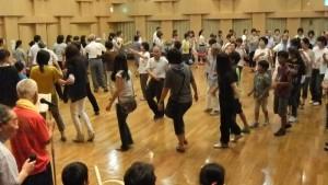 袖下踊り伝習会