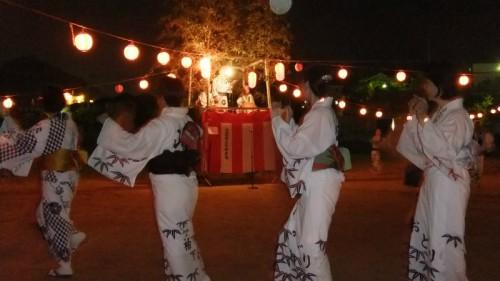 袖下盆踊り中央大会