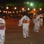 山口町各地区合同盆踊り大会
