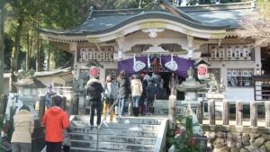 2016 公智神社 初詣