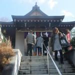 丸山稲荷神社本社
