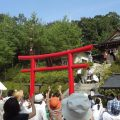 丸山稲荷神社の八朔大祭