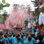 公智神社の秋祭りが無事終了