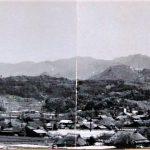 山口町の景色 昔と今