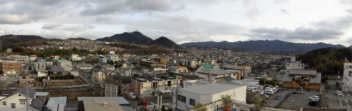 現在(平成29年)の山口町