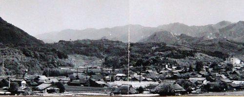 昭和35年頃の山口町(2)