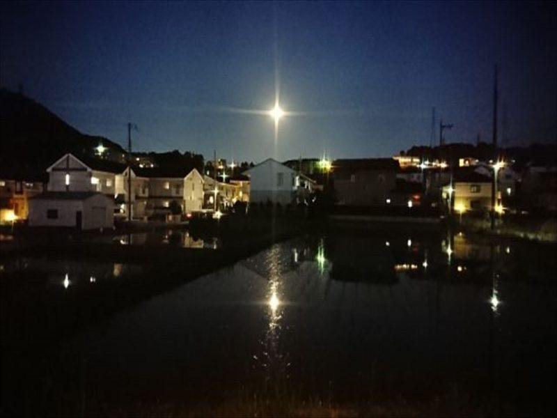 奨励賞 濱田りん「山口を照らす月」