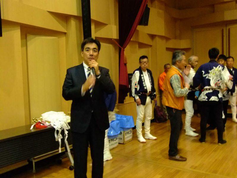石井市長ご挨拶