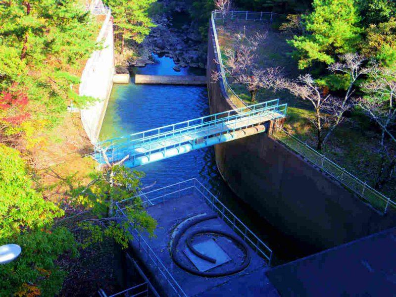 丸山ダム(金仙寺湖)